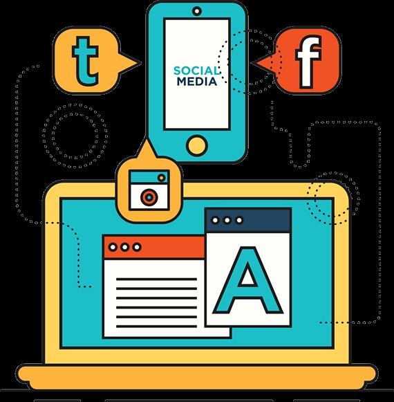 social media marketing cagliari